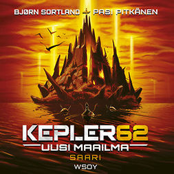 Sortland, Bjørn - Kepler62 Uusi maailma: Saari, äänikirja