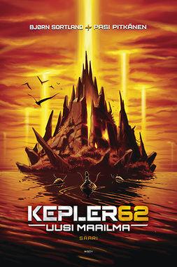 Sortland, Bjørn - Kepler62 Uusi maailma: Saari, e-kirja