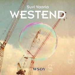 Vaarla, Suvi - Westend, äänikirja