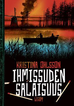 Ohlsson, Kristina - Ihmissuden salaisuus: Hirviötrilogia 2, e-kirja