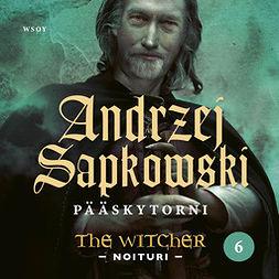 Sapkowski, Andrzej - Pääskytorni: The Witcher - Noituri 6, audiobook