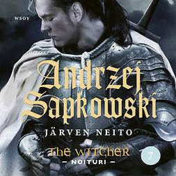 Sapkowski, Andrzej - Järven neito: The Witcher - Noituri 7, äänikirja