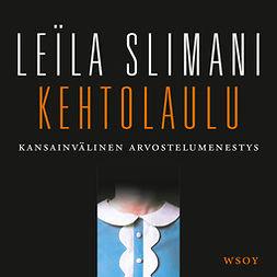 Slimani, Leïla - Kehtolaulu, äänikirja