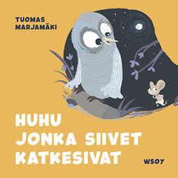 Marjamäki, Tuomas - Pikku Kakkosen iltasatu: Huhu jonka siivet katkesivat, audiobook