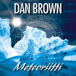 Brown, Dan - Meteoriitti, äänikirja