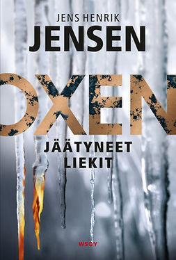 Jensen, Jens Henrik - Jäätyneet liekit, e-kirja