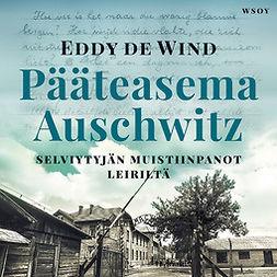 Wind, Eddy de - Pääteasema Auschwitz: Selviytyjän muistiinpanot leiriltä, äänikirja
