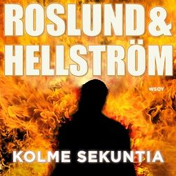 Hellström, Börge - Kolme sekuntia, äänikirja