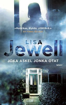 Jewell, Lisa - Joka askel jonka otat, e-kirja