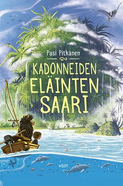 Pitkänen, Pasi - Kadonneiden eläinten saari, e-kirja