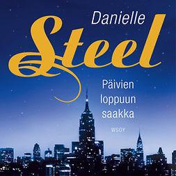 Steel, Danielle - Päivien loppuun saakka, äänikirja