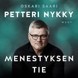 Saari, Oskari - Petteri Nykky – Menestyksen tie, äänikirja