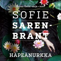 Sarenbrant, Sofie - Häpeänurkka, äänikirja