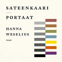 Weselius, Hanna - Sateenkaariportaat, äänikirja