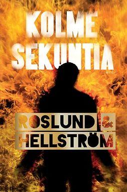 Hellström, Börge - Kolme sekuntia, e-kirja