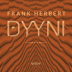 Herbert, Frank - Dyyni. Ensimmäinen osa: Dyyni, äänikirja