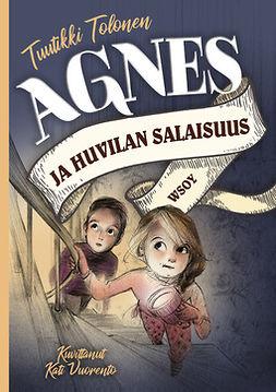 Tolonen, Tuutikki - Agnes ja huvilan salaisuus, e-kirja
