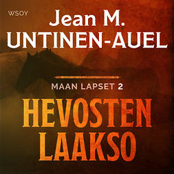 Untinen-Auel, Jean M. - Hevosten laakso, äänikirja