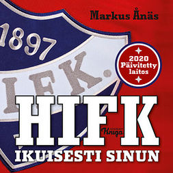 Ånäs, Markus - HIFK - Ikuisesti sinun, äänikirja