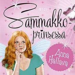 Hallava, Anna - Sammakkoprinsessa, äänikirja