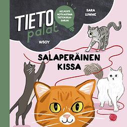 Lumme, Sara - Tietopalat: Salaperäinen kissa, äänikirja