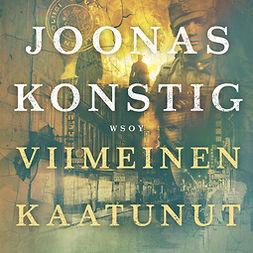 Konstig, Joonas - Viimeinen kaatunut, äänikirja