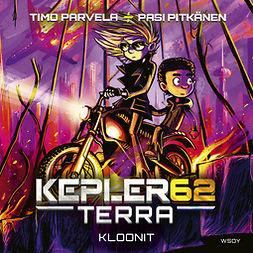 Parvela, Timo - Kepler62 Terra: Kloonit, äänikirja