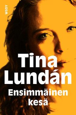 Lundán, Tina - Ensimmäinen kesä, e-kirja