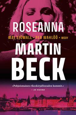 Sjöwall, Maj - Roseanna, ebook