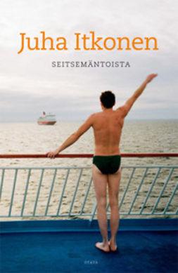 Itkonen, Juha - Seitsemäntoista, e-kirja