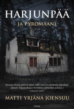 Joensuu, Matti Yrjänä - Harjunpää ja pyromaani, e-kirja