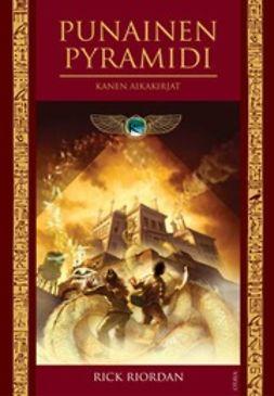 Riordan, Rick - Punainen pyramidi, e-kirja