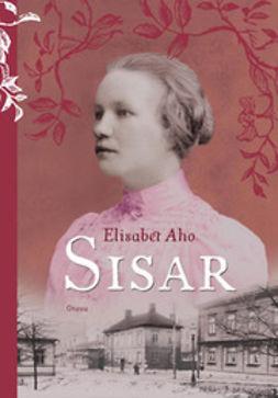 Aho, Elisabet - Sisar: historiallinen romaani vuosilta 1918-1924, e-kirja