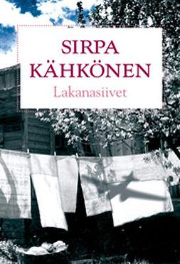 Kähkönen, Sirpa - Lakanasiivet: romaani, e-kirja
