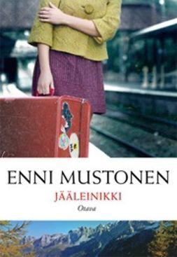 Mustonen, Enni - Jääleinikki, e-bok