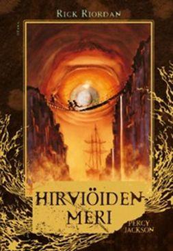 Riordan, Rick - Hirviöidenmeri, ebook