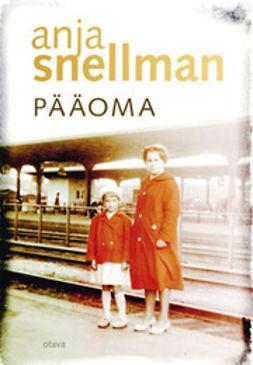 Snellman, Anja - Pääoma, e-kirja