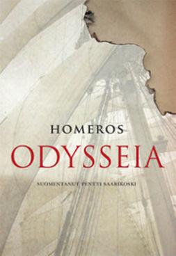 Homeros - Odysseia, e-kirja