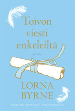 Byrne, Lorna - Toivon viesti enkeleiltä, e-bok