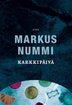 Nummi, Markus - Karkkipäivä, e-kirja