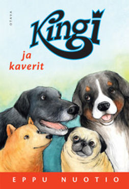 Nuotio, Eppu - Kingi ja kaverit, ebook