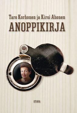 Ahonen, Kirsi - Anoppikirja, e-kirja
