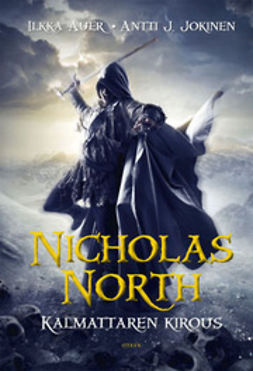 Auer, Ilkka - Nicholas North: Kalmattaren kirous, e-kirja