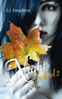 Daugherty, Christy - Night School 2: yön perintö, e-kirja