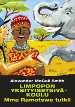 Smith, Alexander McCall - Limpopon yksityisetsiväkoulu, e-bok