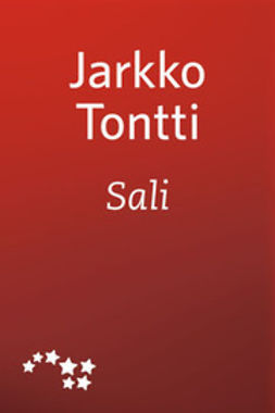 Tontti, Jarkko - Sali, e-kirja