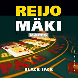 Mäki, Reijo - Black Jack, äänikirja