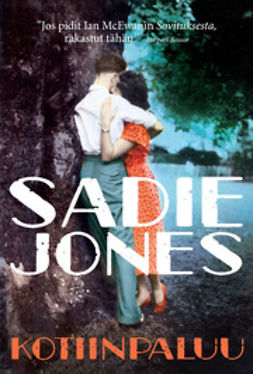 Jones, Sadie - Kotiinpaluu, ebook