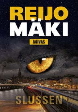 Mäki, Reijo - Slussen, e-kirja