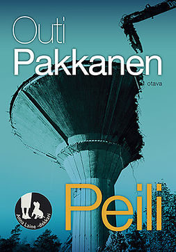 Pakkanen, Outi - Peili, ebook